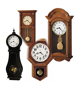 A Bunch of Pendulum Clocks